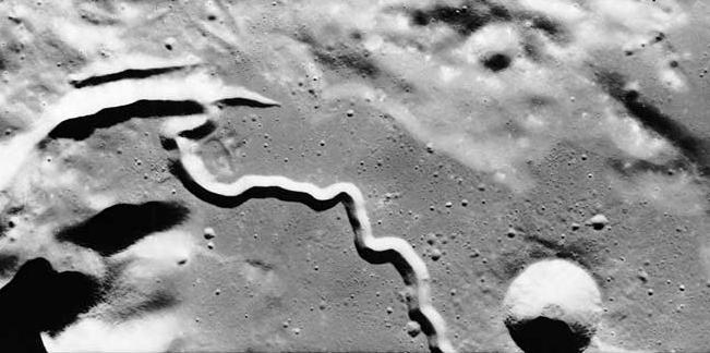 Ilus o de tica em imagens astron micas for A muralha da china vista da lua